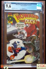 HOWARD THE DUCK SPECIAL #1 COVER A (1997 One Shot) - **CGC 9.6**